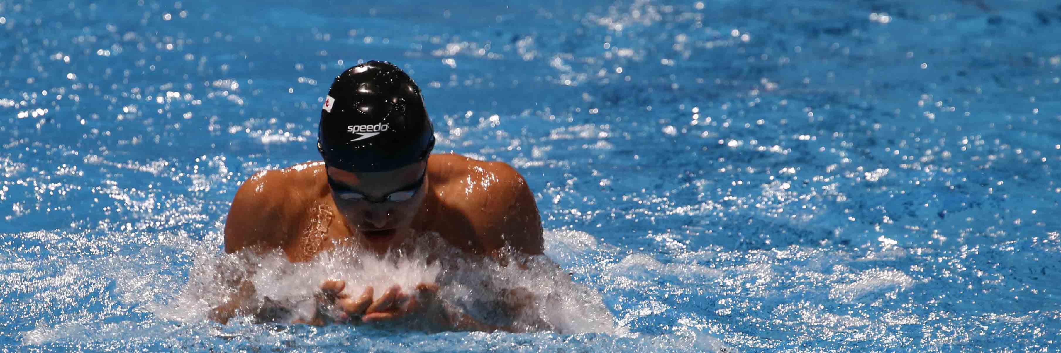100m Breaststroke Guam Ben Schulte