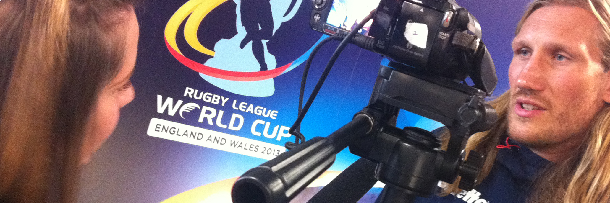 Rugby League World Cup Press Conference